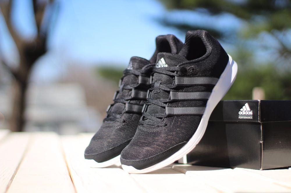 Adidas Lite Runner Men's Size 10 Running Training Shoes AQ2253 #adidas  #RunningCrossTraining