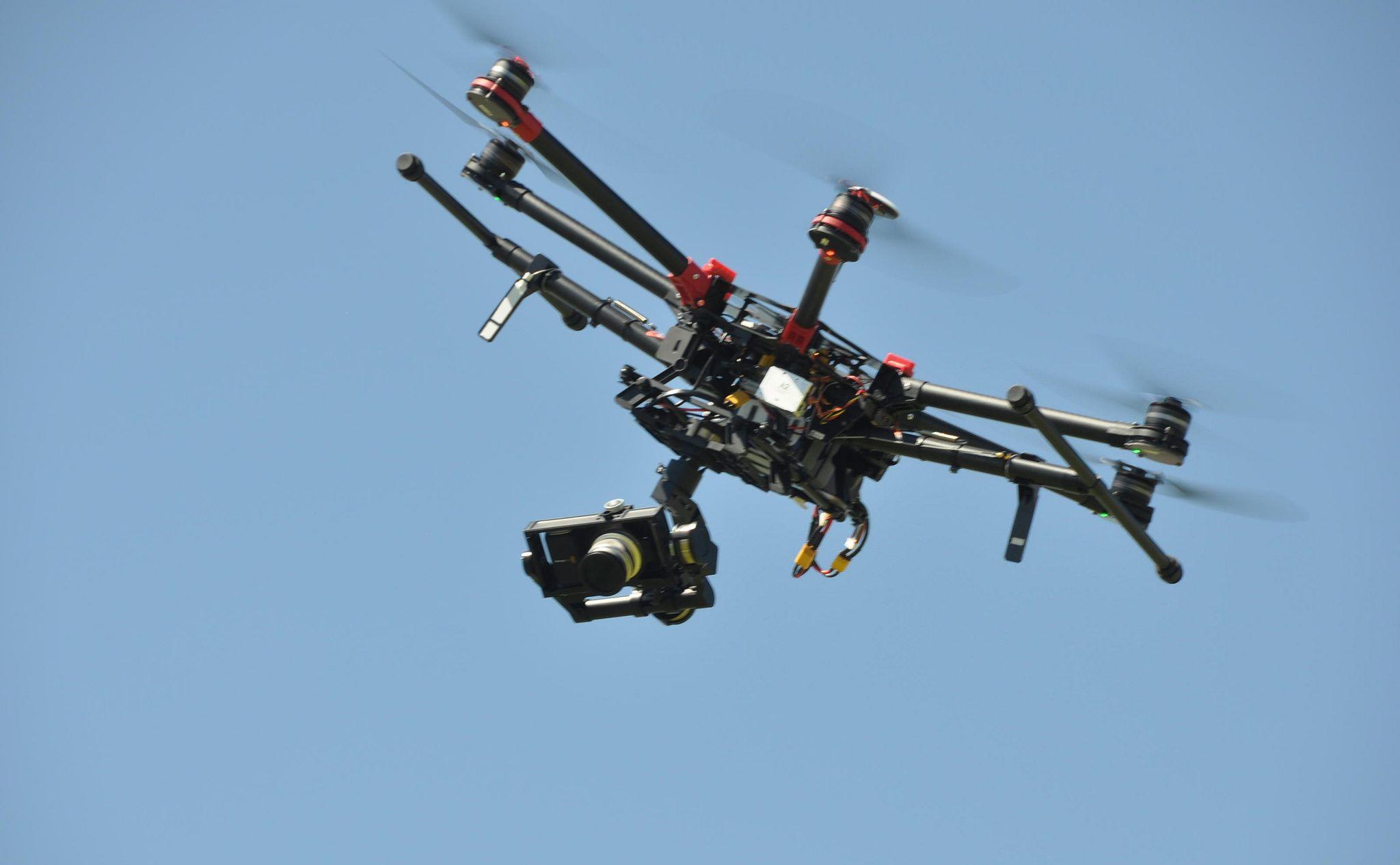 Drone UK law
