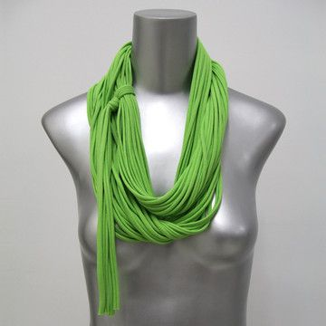 Necklush Lime Green, $34, now featured on Fab.