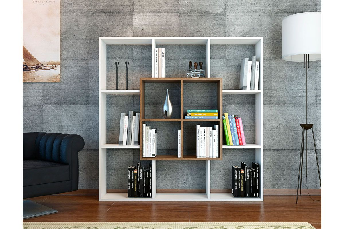 Explore Niches, Bookcases, And More!