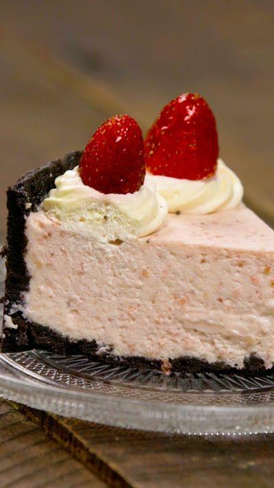 Torta de Fresa ~ Receta