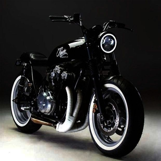 Bike EXIF cafe racers bobbers scramblers and trackers Custom Bikes der Woche: 29. September 2019