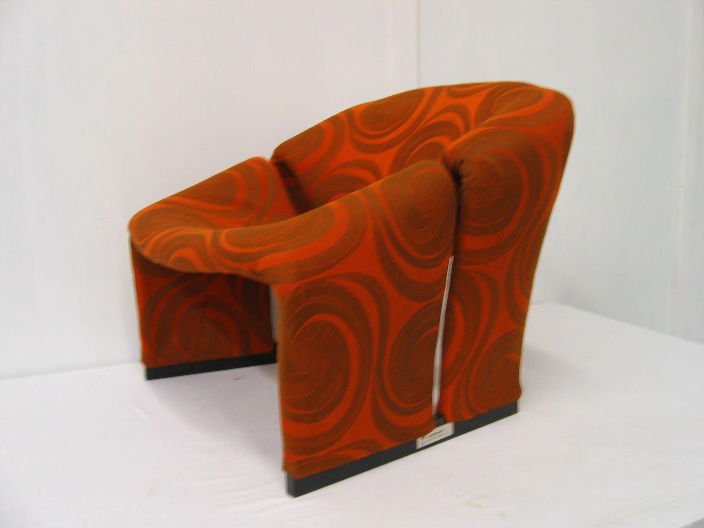 Vintage Artifort Lounge Chair