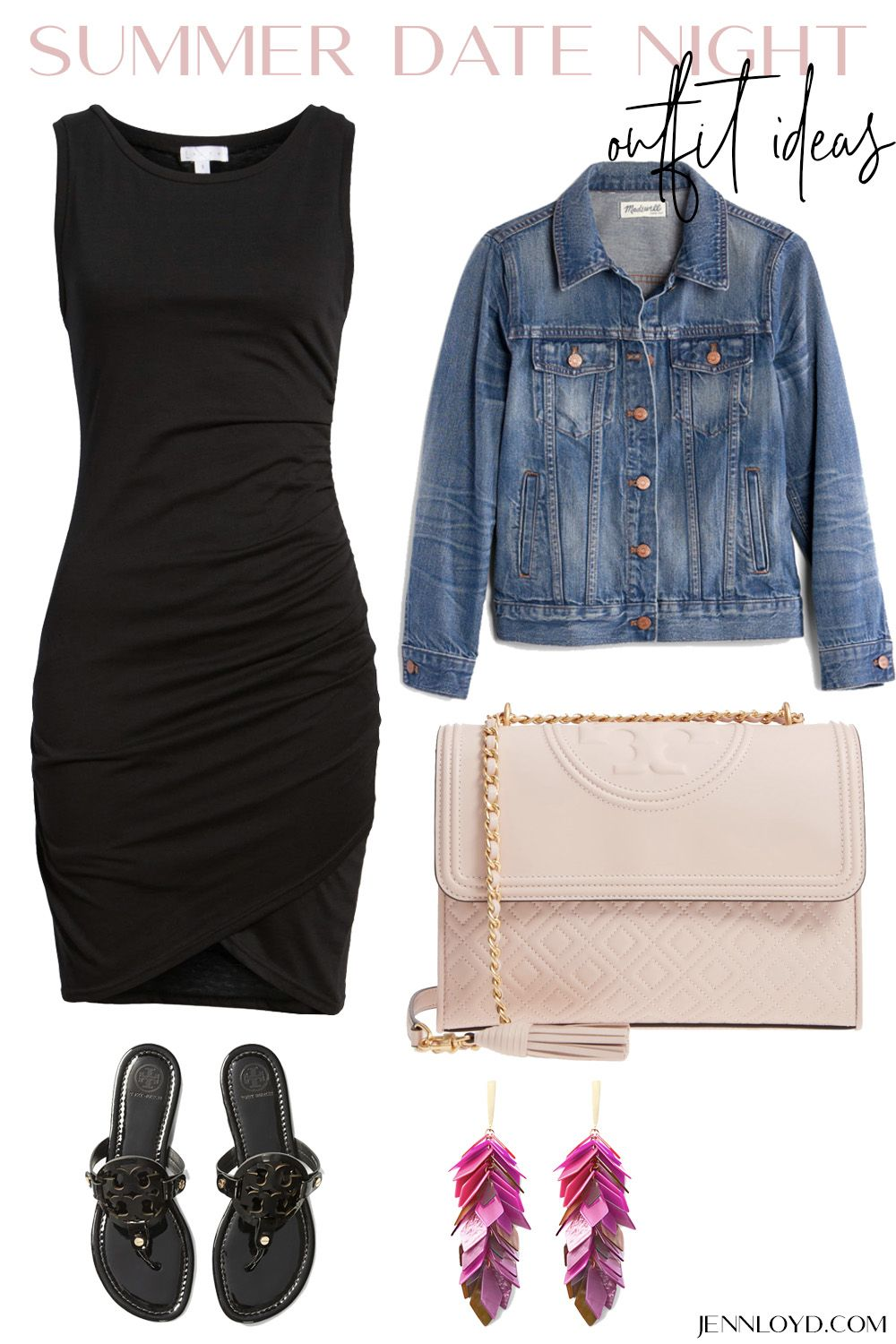 Summer Date Night Outfit Ideas -