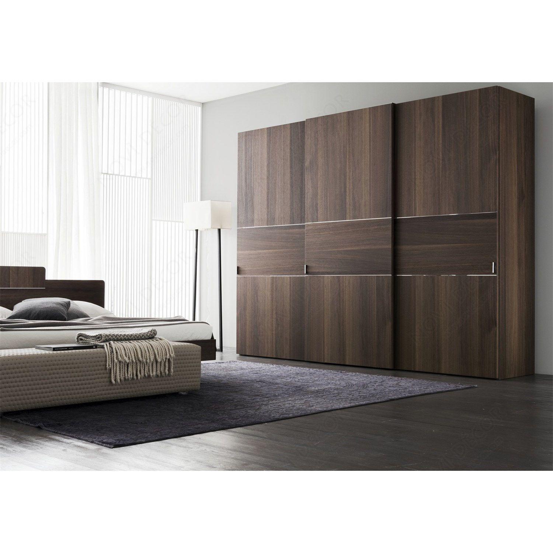 Cheap Bedroom Design Ideas Sliding Door Wardrobes: Rossetto T422030130110 Air 3 Door Sliding Wardrobe