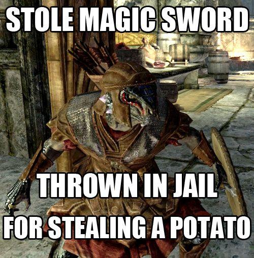 Skyrim Memes Skyrim Memes Skyrim Memes