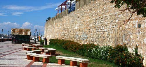 murs de la ville faro