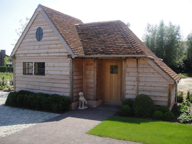 Prime Oak Buildings | Eiken bijgebouwen | Tuinbergingen