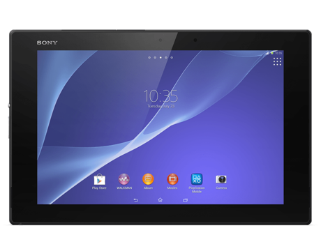 World's lightest tablet Sony xperia, Tablet reviews, Sony