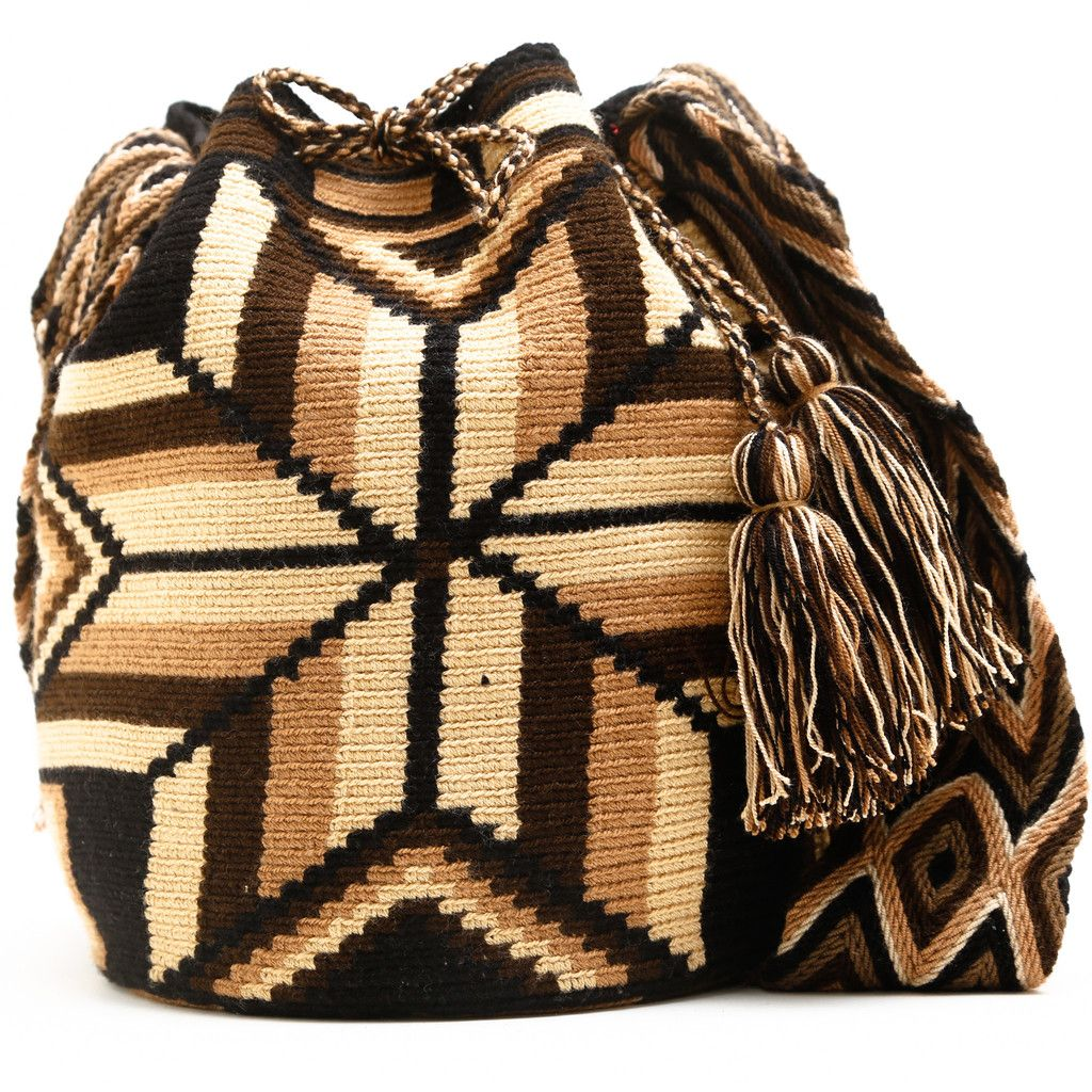 Handmade Wayuu Boho Bags   WAYUU TRIBE Crochet Patterns, Fair Trade – WAYUU TRIBE   Handmade Wayuu Mochilas Boho Bags