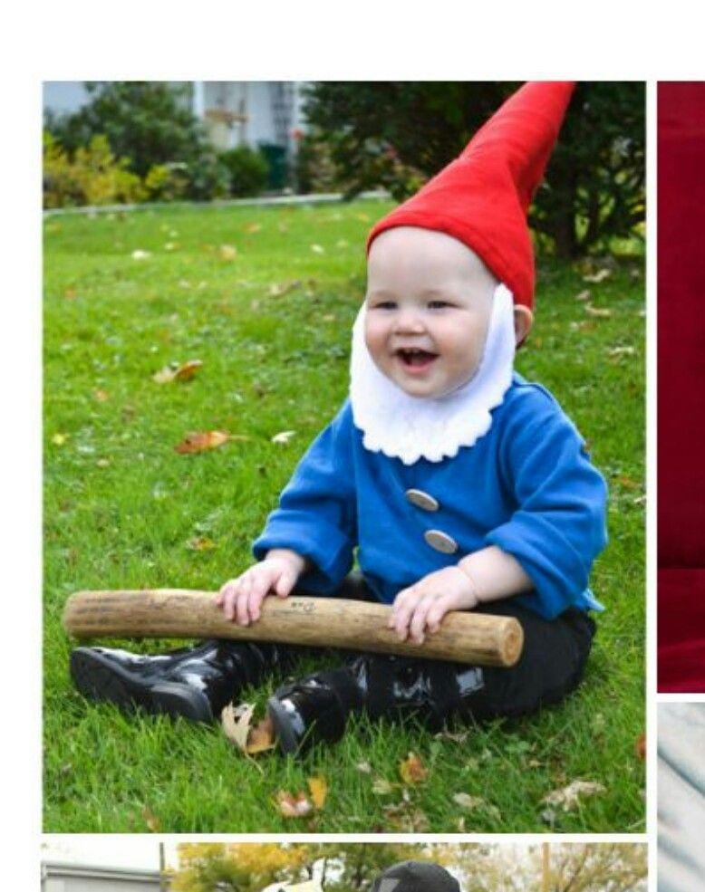 Baby Lawn Gnome Trick R Treat, Smell My Feet! Pinterest - halloween costume ideas boys