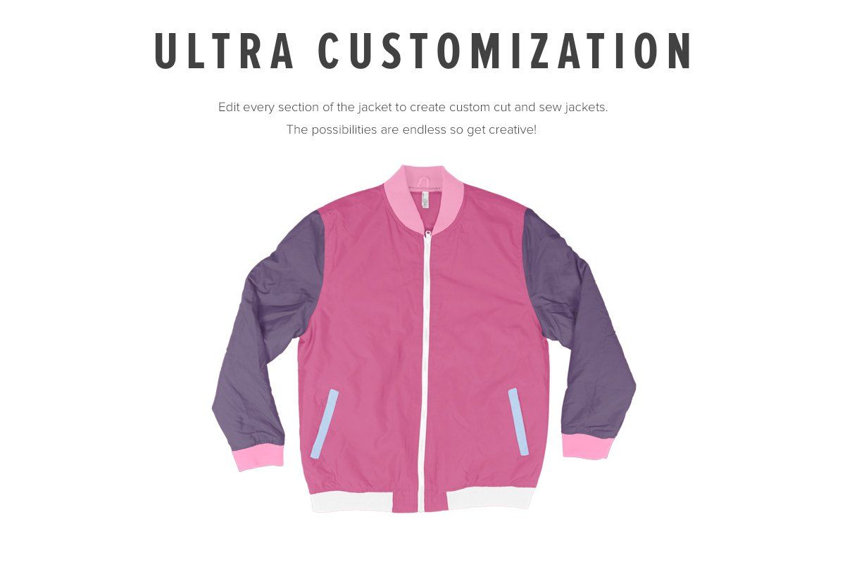 Download 6 Premium Letterman Jacket Mockups Letterman Jacket Jackets Shirt Folding