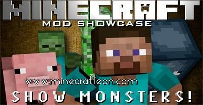 Download Http Minecrafteon Com Show Monsters Mod Minecraft