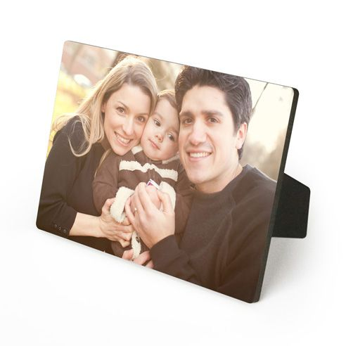 Get mom an Easel Print to display at work. She'll love seeing your smiling faces every day!