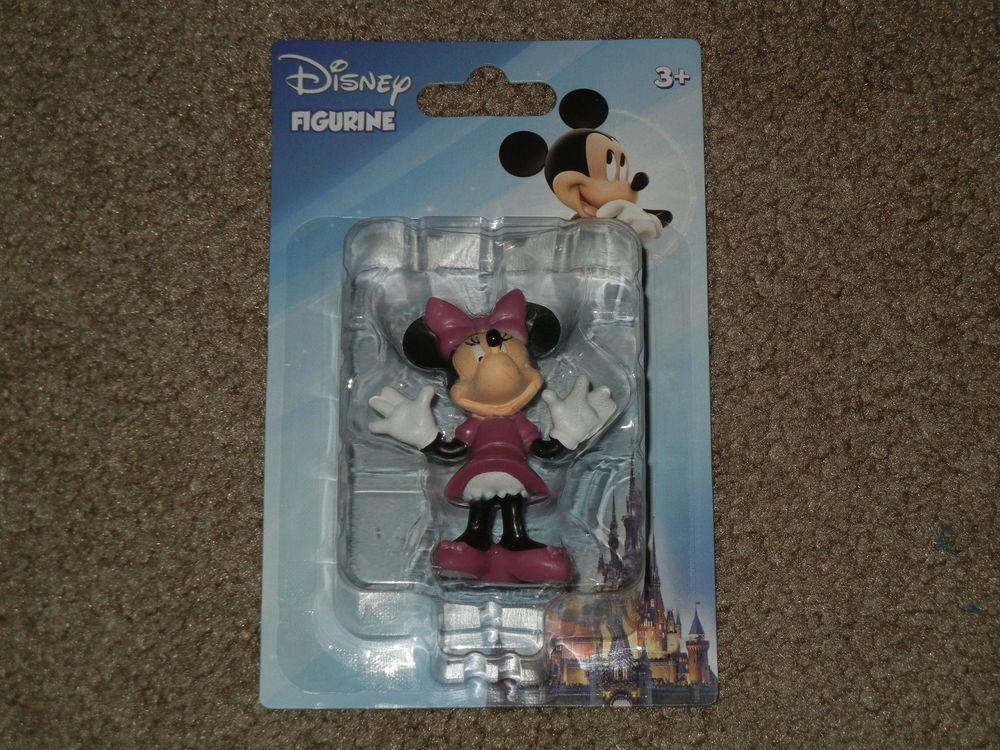 MICKEY MOUSE & FRIENDS Disney Minnie Mouse Mini Figurine (Toys, Children) #Disney