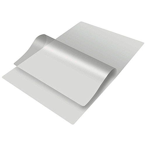Tyh Supplies Hot Clear Glossy Thermal Laminating Pouches Lamination Sheet Laminator Pockets 85x11inch 4 Laminators Clear Business Cards Electronic Accessories