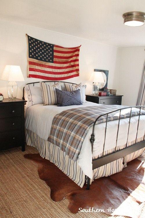 12+ Americana bedroom decorating ideas ideas