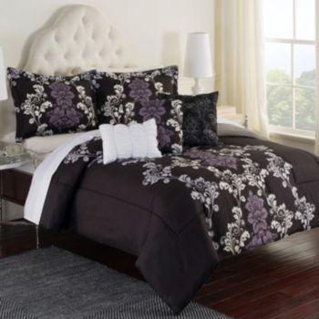Jessica Mcclintock Home Olivia 6 Pc Comforter Set Comforter