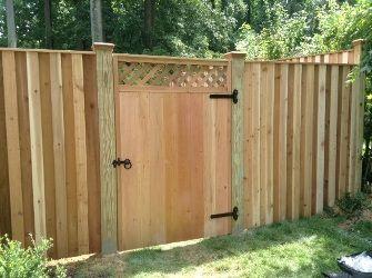 Fairfax County Northern Virginia Premier Wood Fence Installer