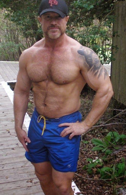 mb Muscle Bear, Bearded Men, Hairy Men, Hot Guys, Hot Men,