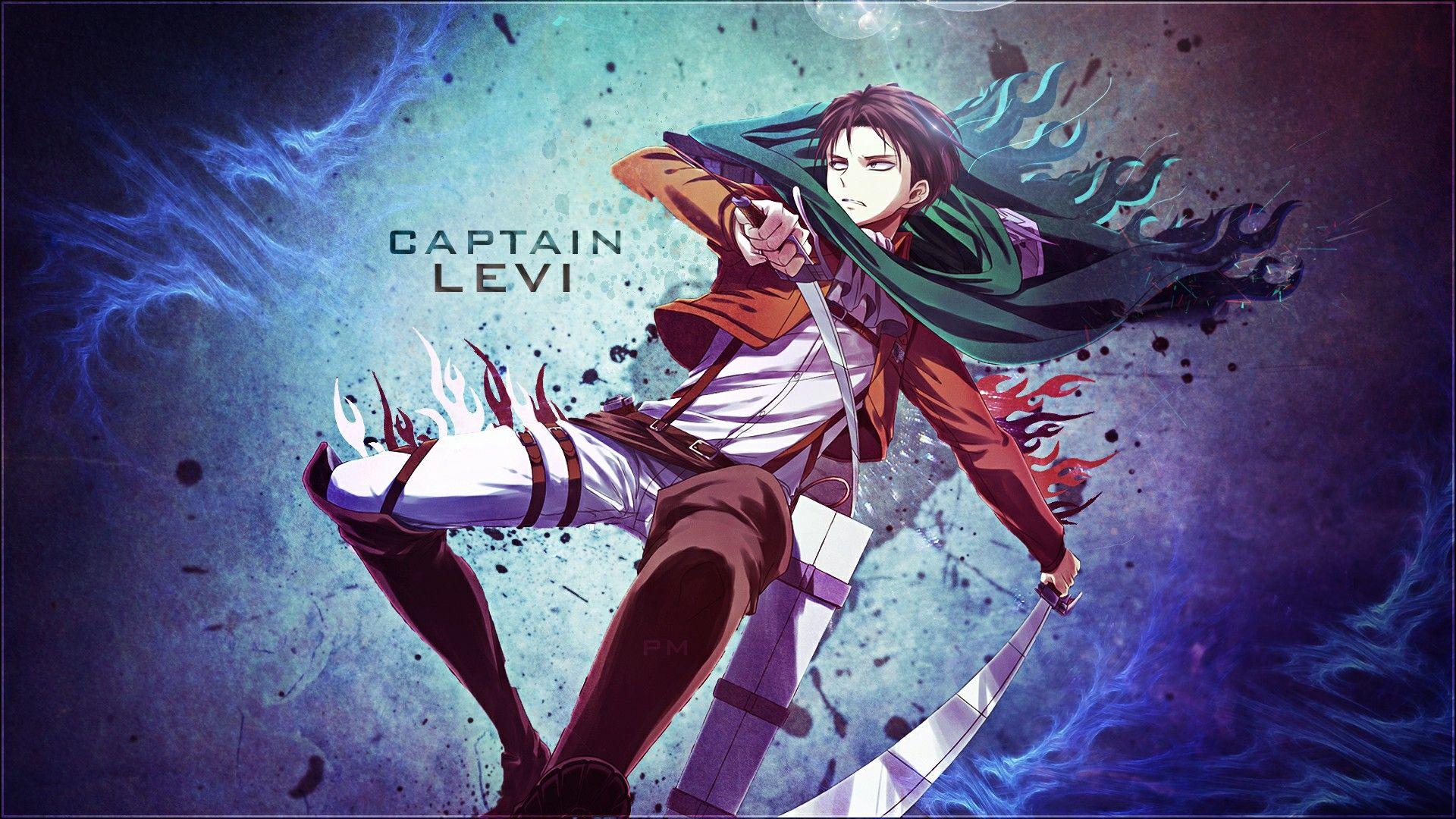 Attack On Titan Levi Wallpaper Attack On Titan Levi