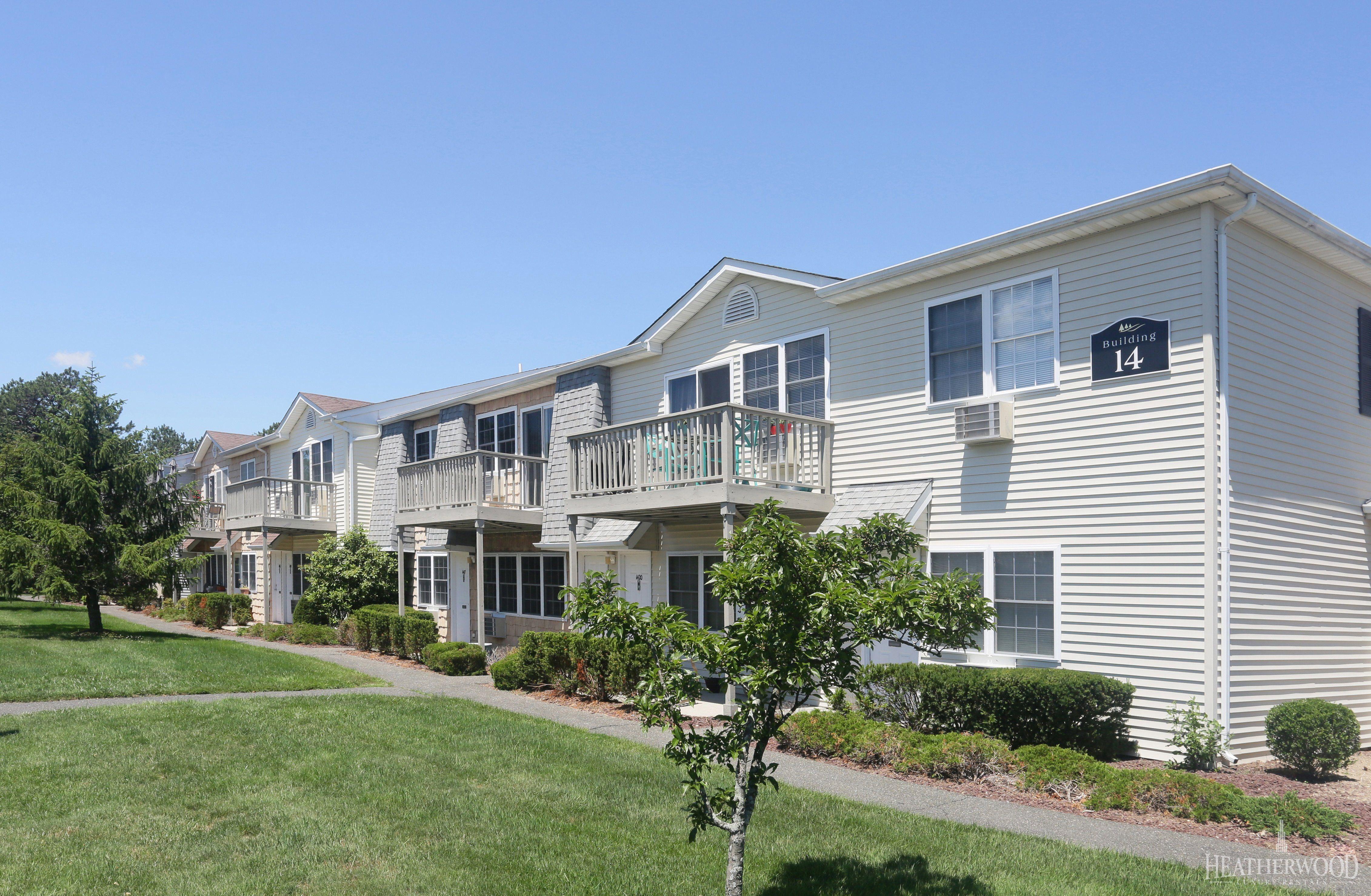 Spruce Pond Apartments Pond, Garage doors, House styles