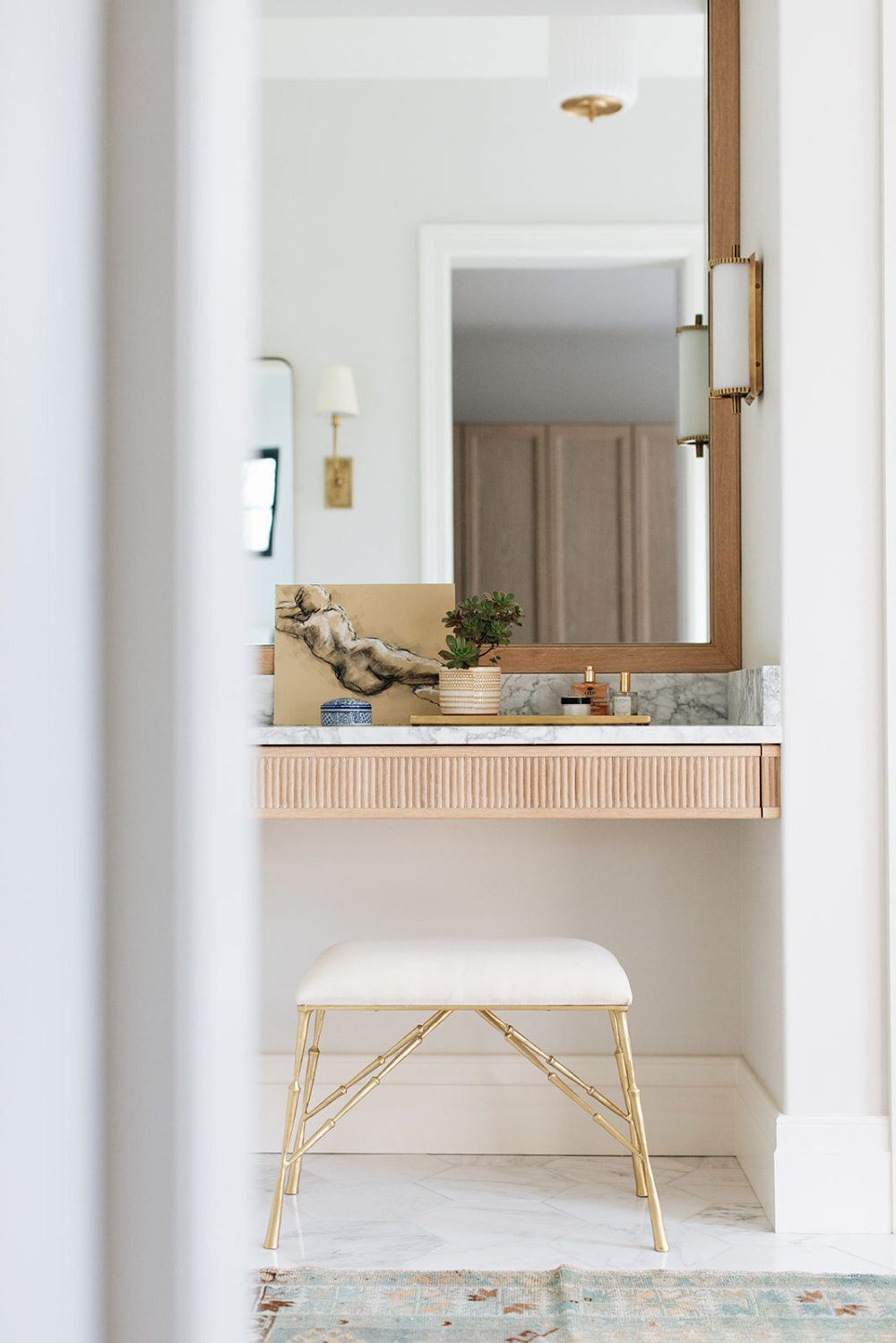 Hickory Project — KATE MARKER INTERIORS Interior