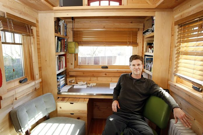 Small House Movement Living In 120 Square Feet Tiny House Inspiration Small House Movement Tiny House Blog