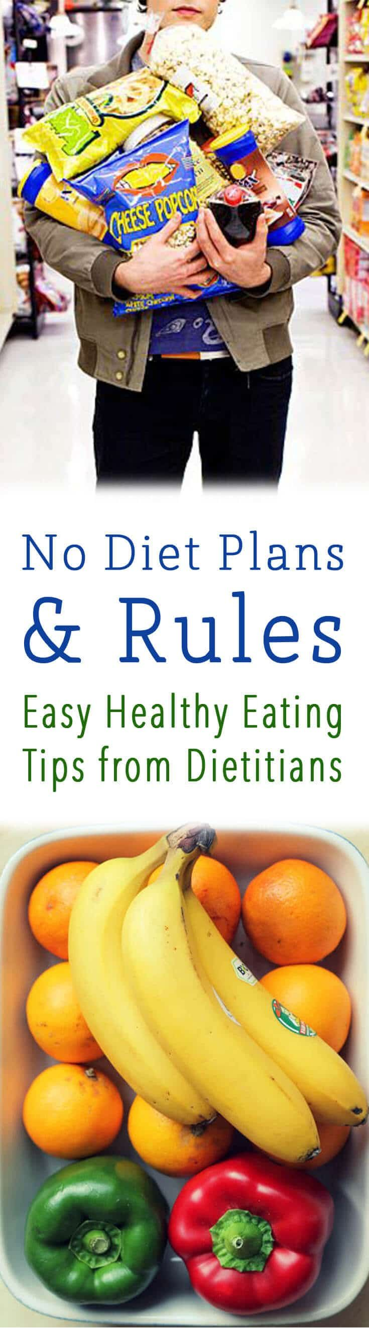 I reached out to a group of canadian registered dietitians