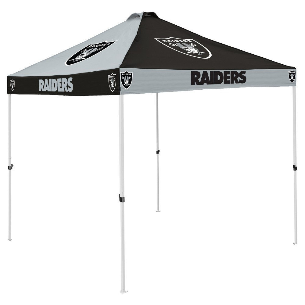 NFL Oakland Raiders 9x9u0027 Checkerboard Canopy Tent  sc 1 st  Pinterest & NFL Oakland Raiders 9x9u0027 Checkerboard Canopy Tent | Products ...
