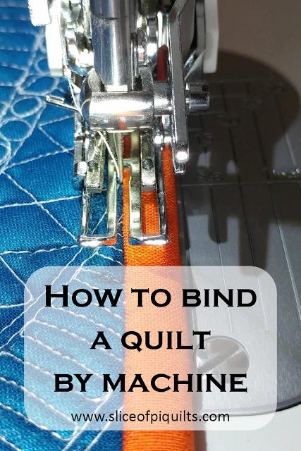 Machine binding tutorial | cluck cluck sew.