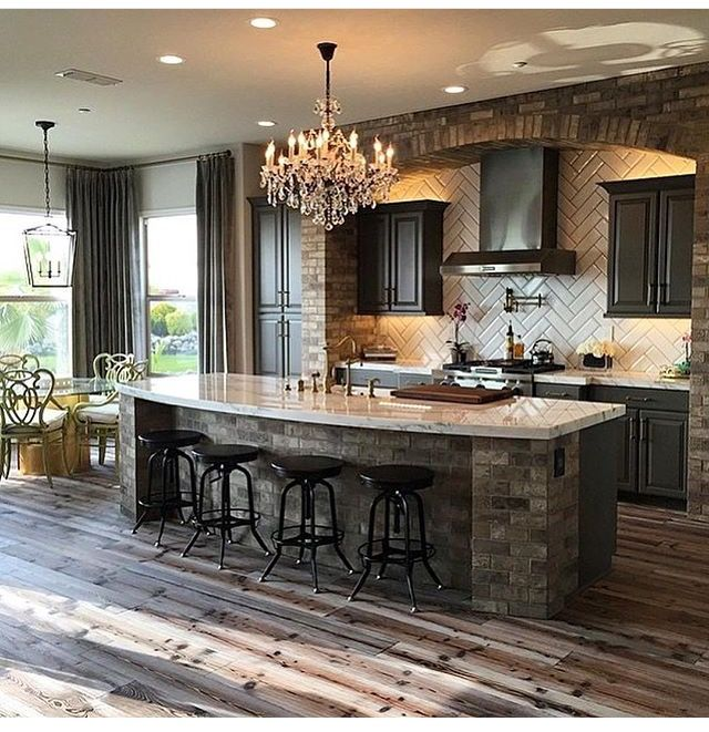 Pin by Laura Ramos on KITCHENS Pinterest Rustic elegance