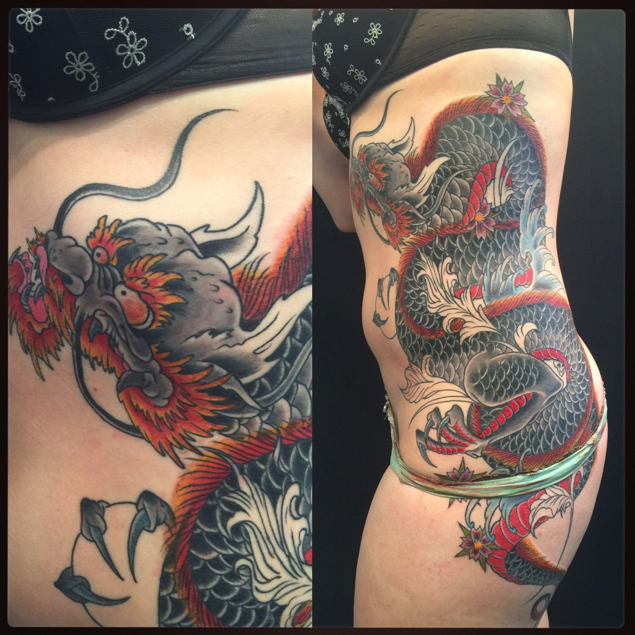 Pin On Tattoos By Oksana Weber