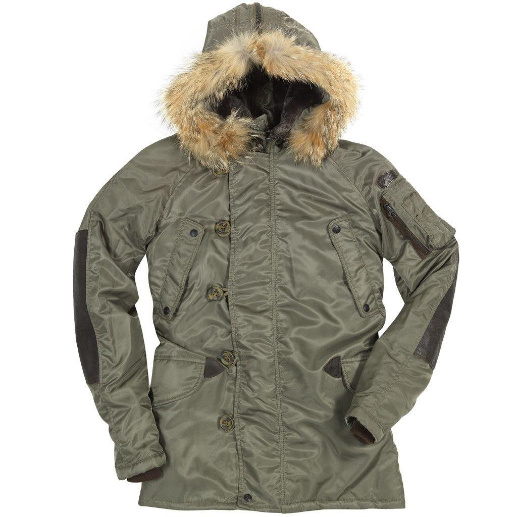 N3B Long Parka Long parka, Parka, Winter jackets