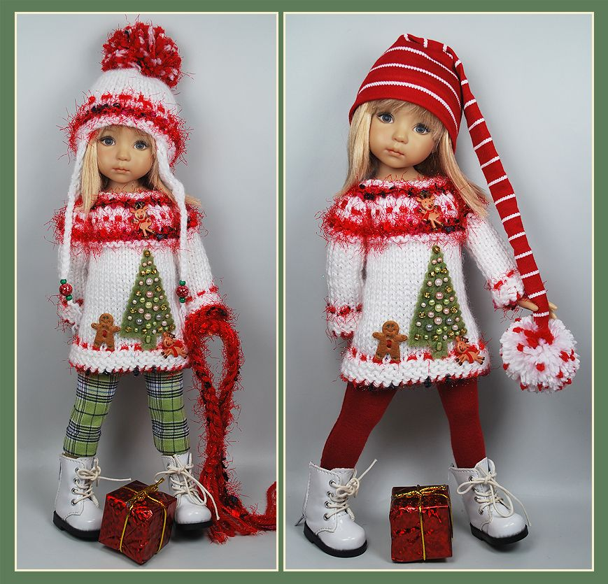 Christmas Outfit from maggie_kate_create sold BIN $99.00 on 11/22/14.
