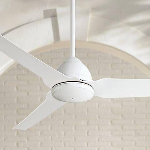 54 minka aire java flat white indooroutdoor ceiling fan outdoor 54 minka aire java flat white indooroutdoor ceiling fan aloadofball Choice Image