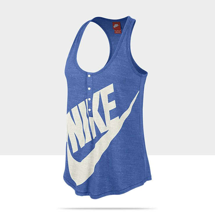 20f7988d68c2 Nike Gym Vintage Women s Tank Top