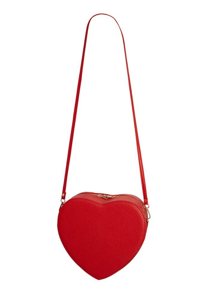 0b76569f7ae Lovey Heart Shaped Bag - Sale! Up to 75% OFF! Shop at Stylizio for women s  and men s designer handbags