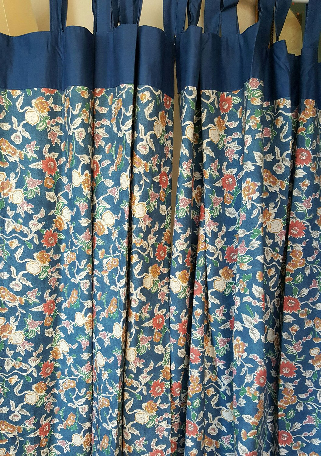 Drapes Curtains Panels 2 Ralph Lauren Jardin French Country
