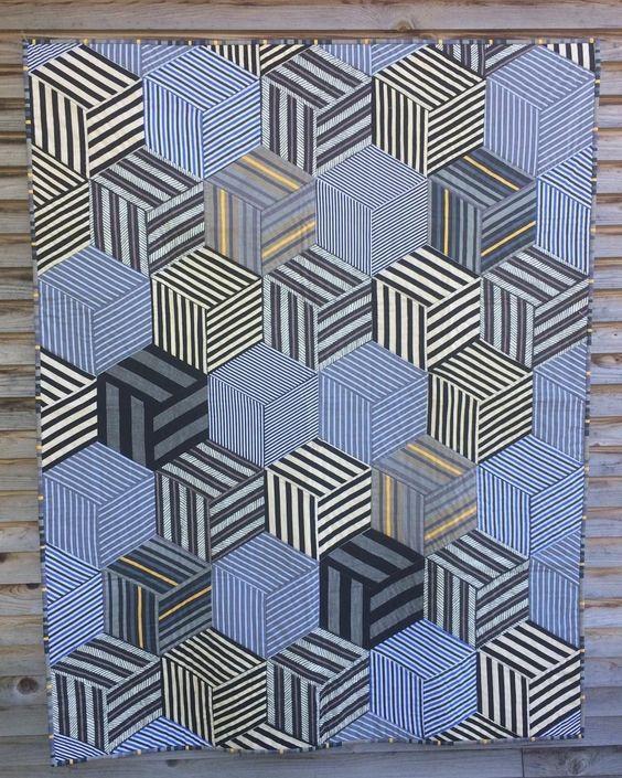 Modern clm260652 quilt blanket #modernquiltingdesigns