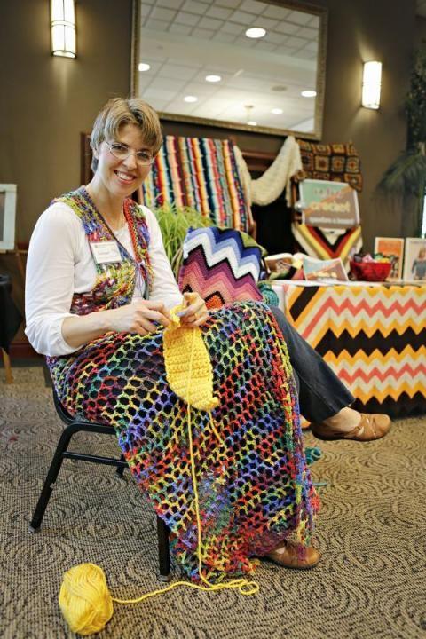 Crochet Hippie Vest Women Crochet Pattern Pinterest Crochet