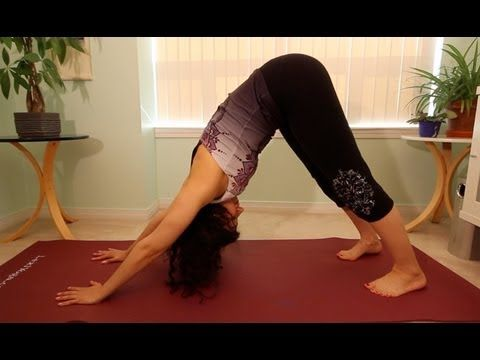 here is an easy yoga sequence to help ease travelrelated