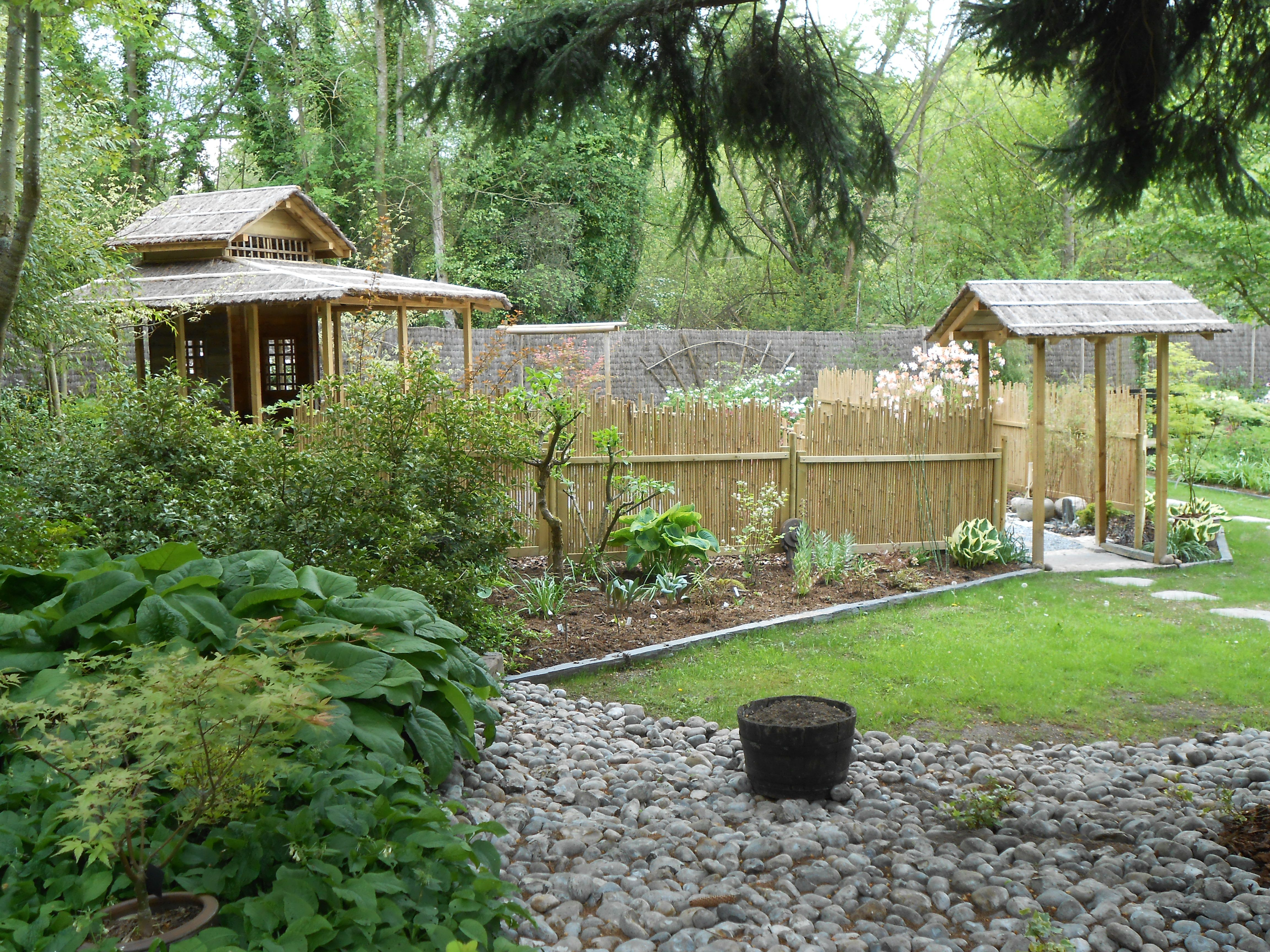 100 Incroyable Idées Jardin Japonais Avec Bambou