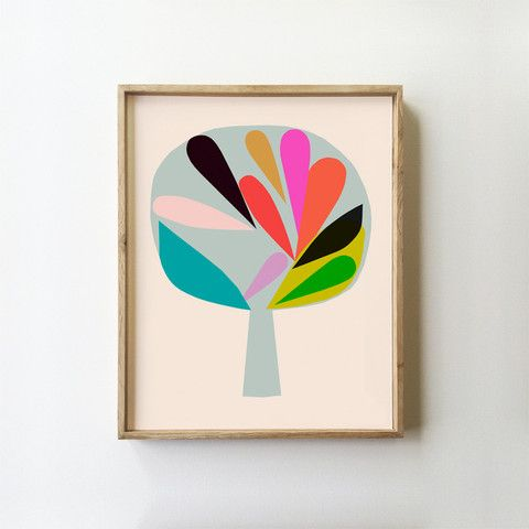 Tree I - Fine Art Print