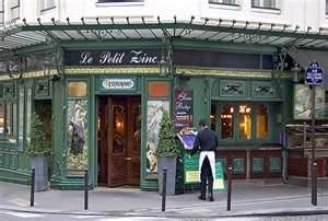 Le Petit Zinc restaurant Paris, France Great restaurant