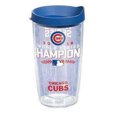 7d840b150a5 Chicago Cubs Tervis 2016 World Series Champions 16oz. Tumbler ...
