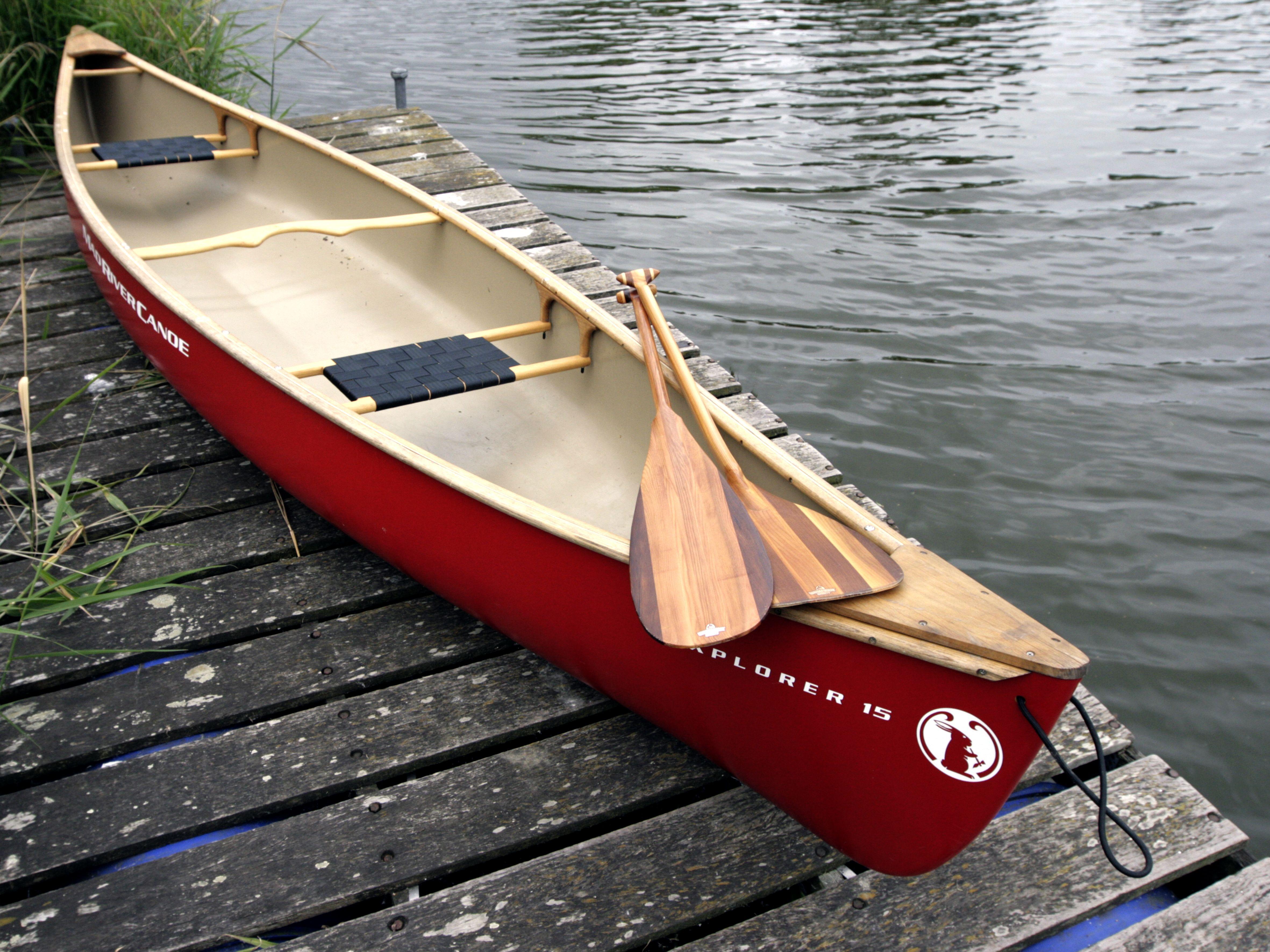 Explorer 15 - Mad River Canoe | Outdoors | Outrigger canoe, Kayaking