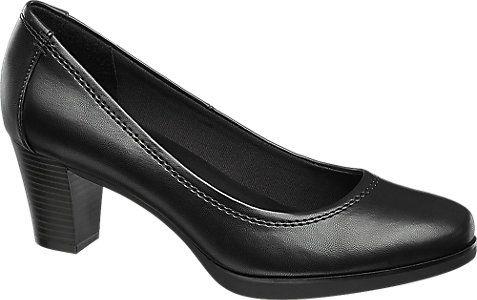 4de8aa3e656 Lodičky značky Graceland vo farbe čierna - deichmann.com
