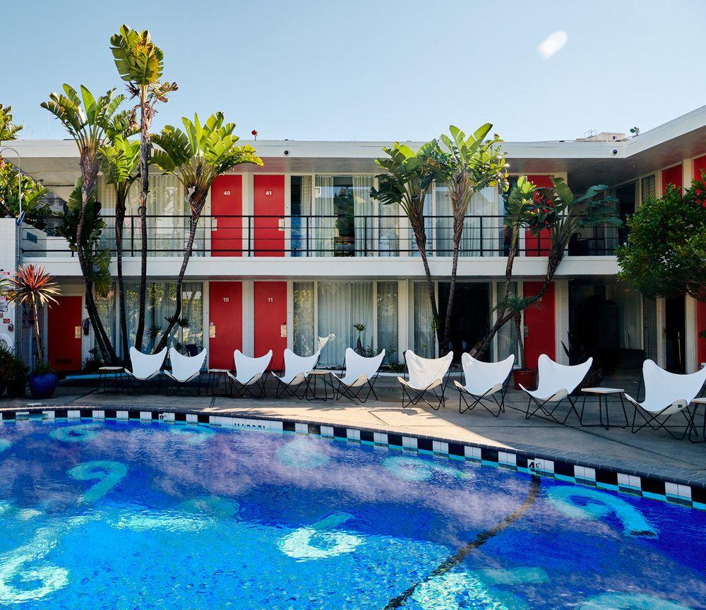 San Francisco Houses, Bunkhouse Hotels