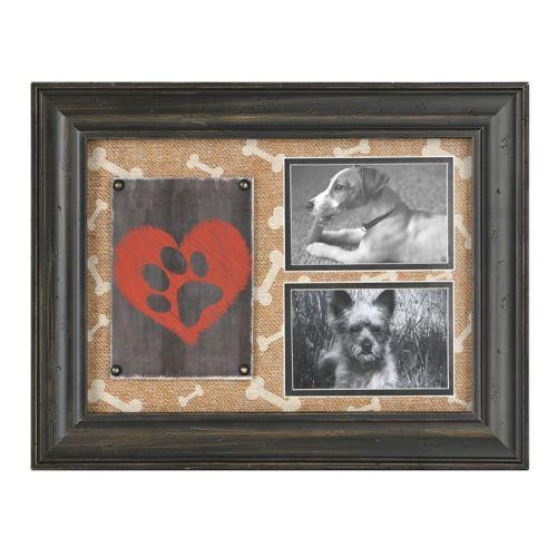 Dog Lovers Collage Frame